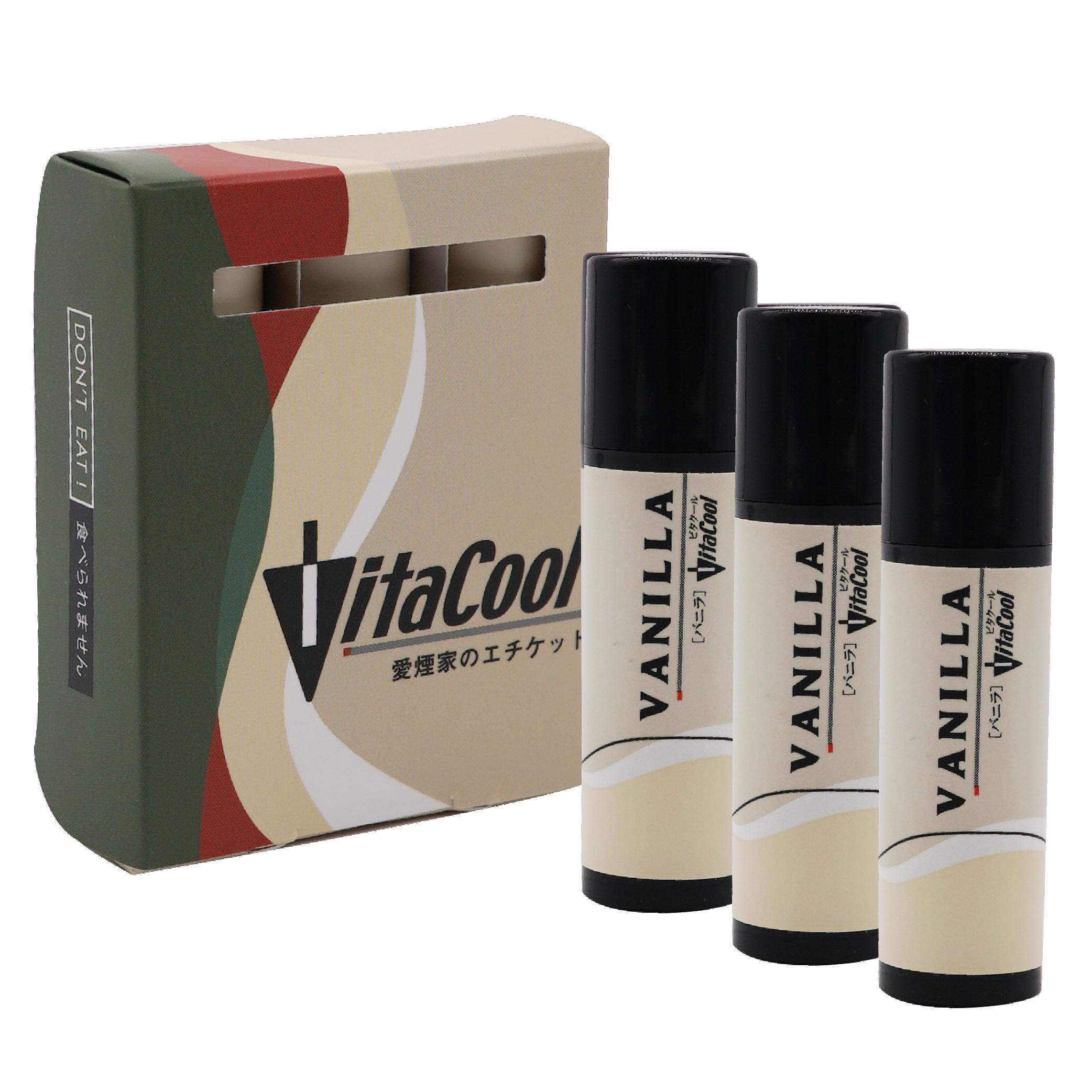ビタクール バニラ 5g×3本 プログラムパック  (vitacool Vanilla 5g×3 programpack)の仕入れ、卸し問屋ならミュー株式会社