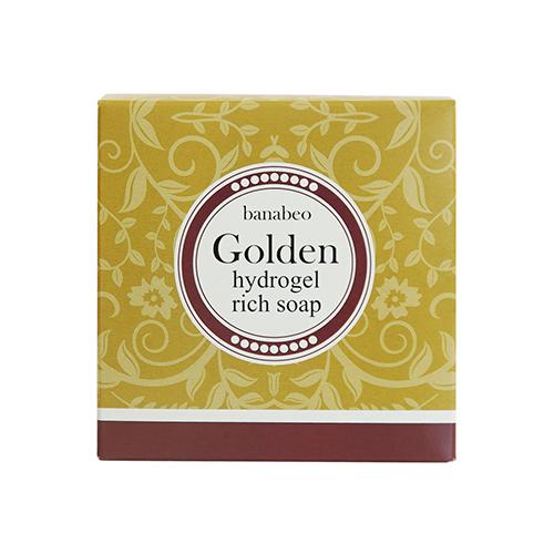 バナベオ ゴールデンハイドロゲルリッチソープ (banabeo Golden Hydro gel Rich Soap)