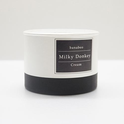 バナベオ ミルキードンキークリーム(banabeo Milky Donkey Cream)