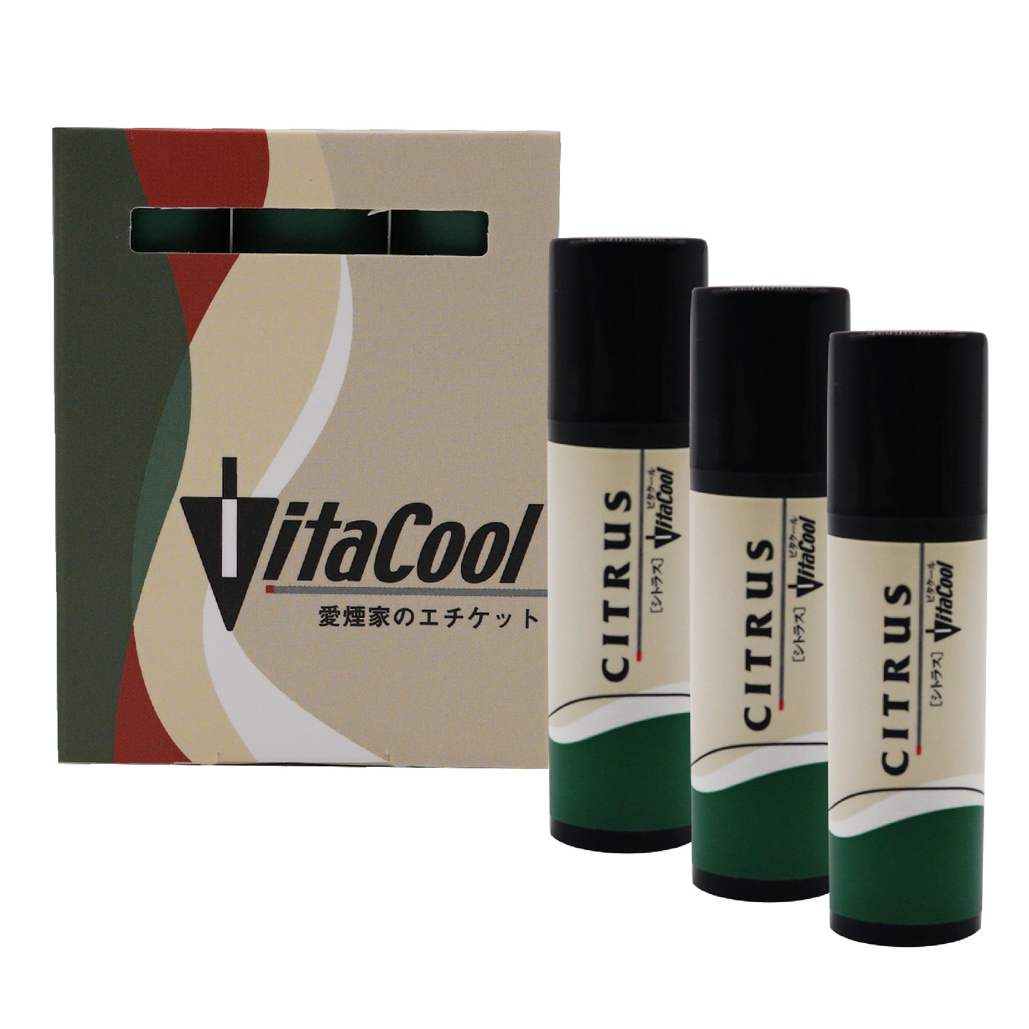 ビタクール シトラス 5g×3本 プログラムパック  (vitacool Citrus 5g×3 programpack)