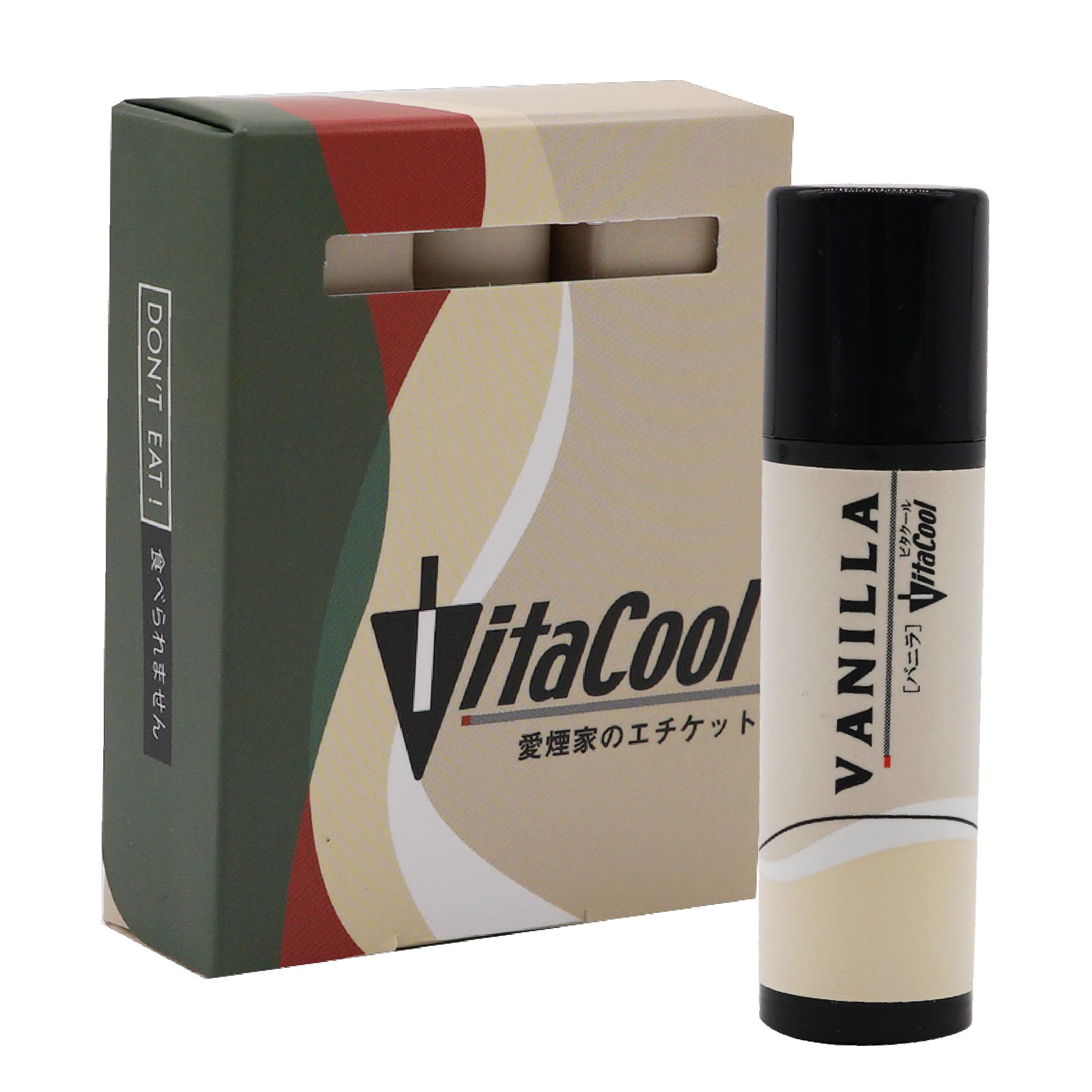 ビタクール バニラ 5g単品 (vitacool Vanilla 5g Separately)の仕入れ、卸し問屋ならミュー株式会社