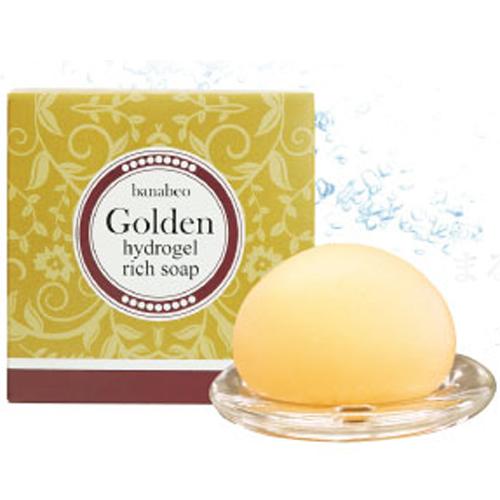 バナベオ ゴールデンハイドロゲルリッチソープ (banabeo Golden Hydro gel Rich Soap)の仕入れ、卸し問屋ならミュー株式会社