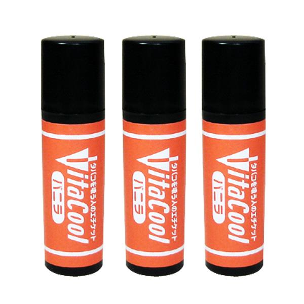 ビタクール バニラ 5g×3本 プログラムパック  (vitacool Vanilla 5g×3 programpack)